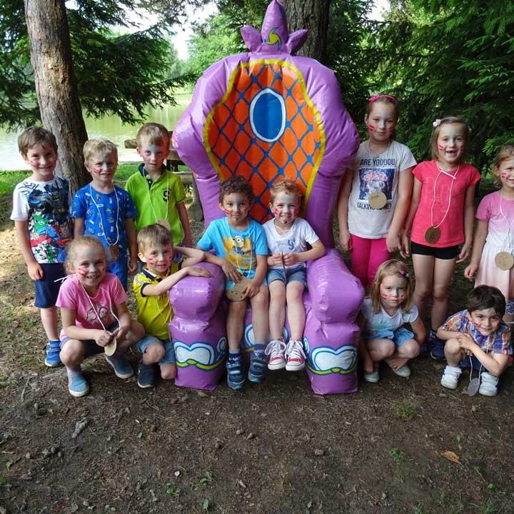 Rojstni dnevi za otroke v naravi